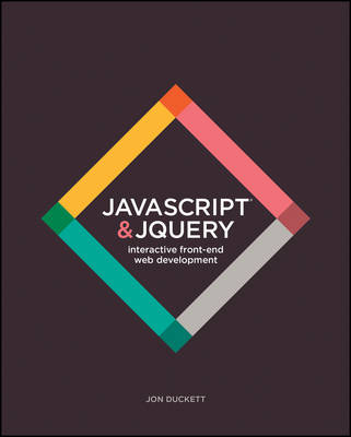 Cover JavaScript & JQuery: Interactive Front-end Web Development