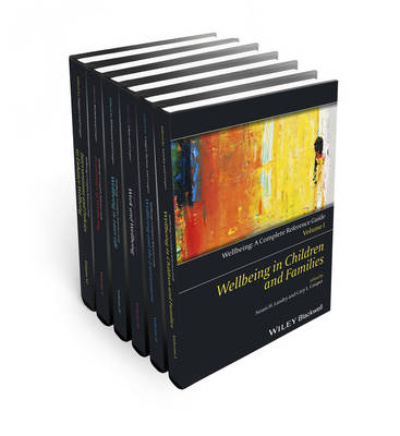 Wellbeing: A Complete Reference Guide: 6 Volume Set (Hardback)