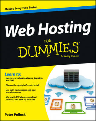 Web Hosting For Dummies (Paperback)