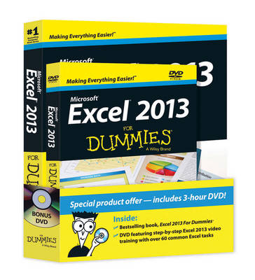 Excel 2013 For Dummies (Mixed media product)