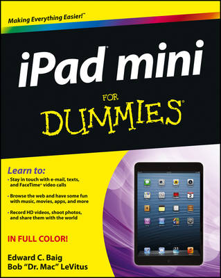 iPad Mini For Dummies (Paperback)