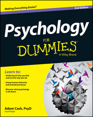 Psychology For Dummies (Paperback)