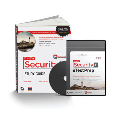 CompTIA Security+ Total Test Prep: A Comprehensive Approach to the CompTIA Security+ Certification (Paperback)