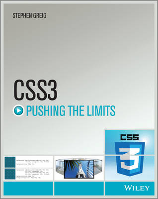 CSS3 Pushing the Limits - Pushing the Limit (Paperback)