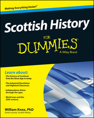 Scottish History For Dummies (Paperback)