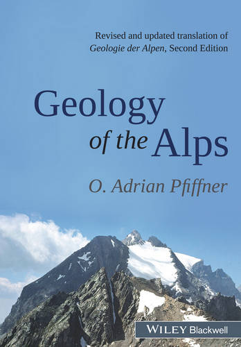 Geology of the Alps (Paperback)