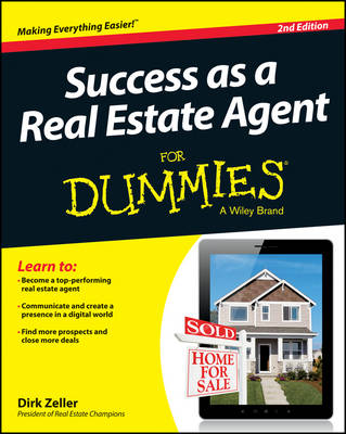 Success as a Real Estate Agent For Dummies (Paperback)