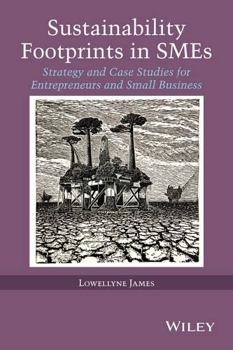 Sustainability Footprints in SMEs: Strategy and Case Studies for Entrepreneurs and Small Business (Hardback)