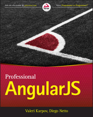 Cover Professional AngularJS