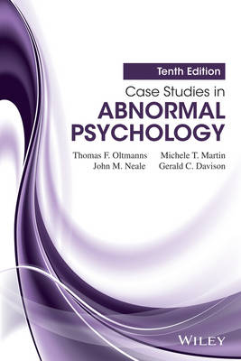 Case Studies in Abnormal Psychology (Paperback)