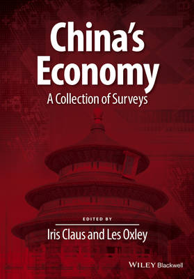 China's Economy: A Collection of Surveys - Surveys of Recent Research in Economics (Paperback)