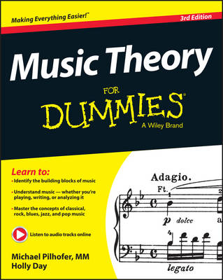 Music Theory For Dummies (Paperback)
