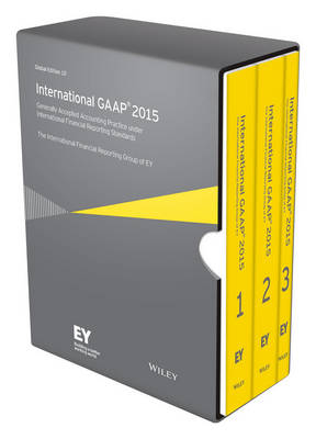 International GAAP 2015: Generally Accepted Accounting Principles Under International Financial Reporting Standards (Paperback)