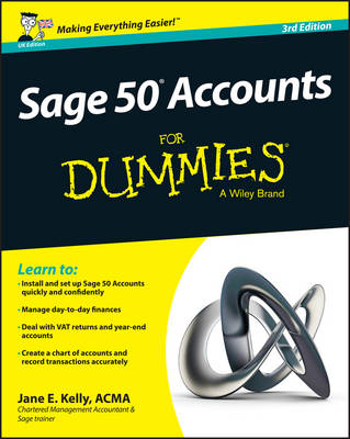 Sage 50 Accounts For Dummies (Paperback)