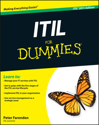 ITIL For Dummies 2011 (Paperback)