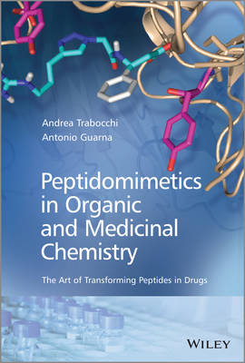 Peptidomimetics in Organic and Medicinal Chemistry (Hardback)