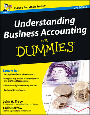 Cover Understanding Business Accounting For Dummies