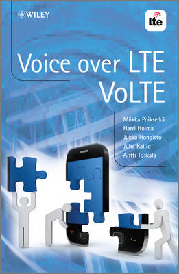 Voice Over LTE (VoLTE) (Hardback)