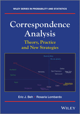 Correspondence Analysis: Theory, Practice and New Strategies - Wiley Series in Probability and Statistics (Hardback)