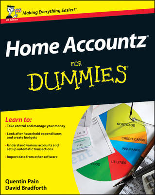 Home Accountz For Dummies (Paperback)