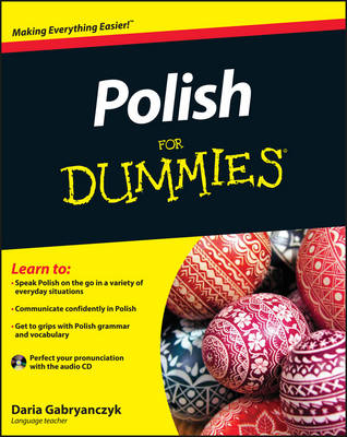 Polish For Dummies (Paperback)