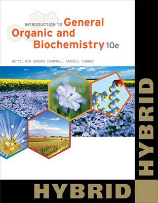 Introduction To General, Organic And Biochemistry, Hybrid (Mixed media product)