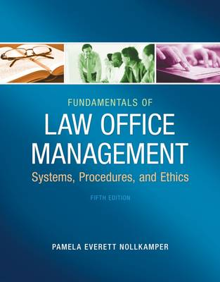 Fundamentals of Law Office Management (Paperback)