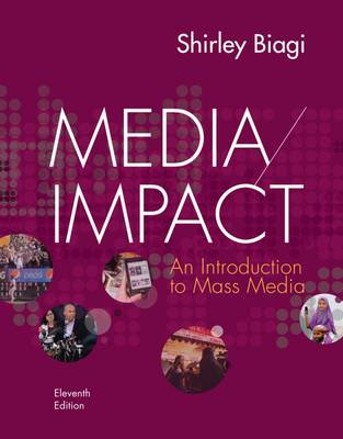 Media Impact: An Introduction to Mass Media (Paperback)
