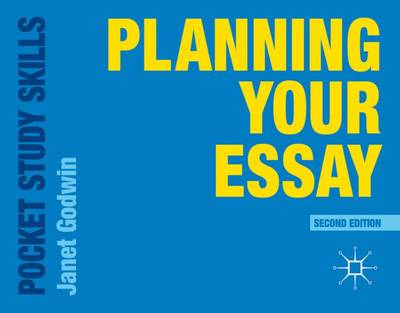 Planning Your Essay - Pocket Study Skills (Paperback)