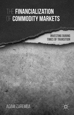 The Financialization of Commodity Markets: Investing During Times of Transition (Hardback)