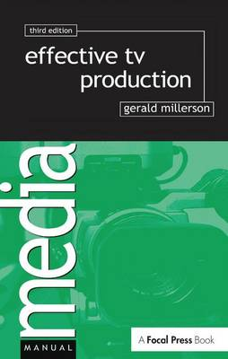 Cover Effective TV Production