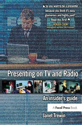 Cover Presenting on TV and Radio: An Insider's Guide