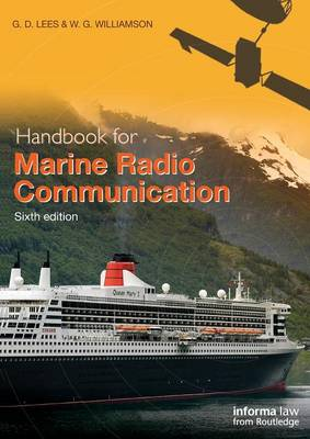 Handbook for Marine Radio Communication (Paperback)