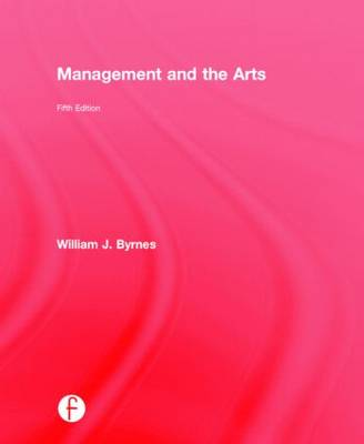 Management and the Arts (Hardback)