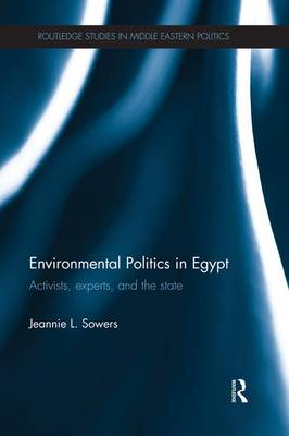 Environmental Politics in Egypt: Activists, Experts and the State (Paperback)