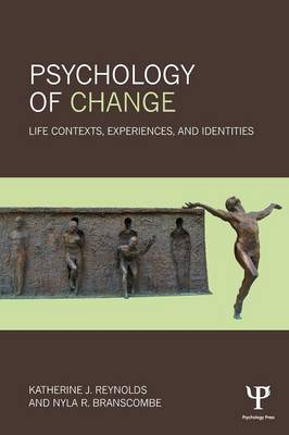 Psychology of Change: Life Contexts, Experiences, and Identities (Paperback)
