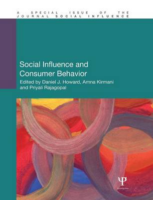 Social Influence and Consumer Behavior (Paperback)