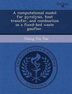 A Computational Model for Pyrolysis (Paperback)