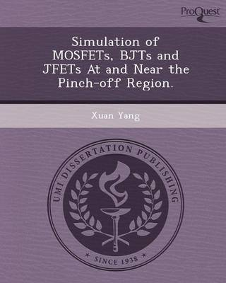 Simulation of Mosfets (Paperback)