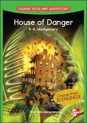 Choose Your Own Adventure House Of Danger By Montgomery