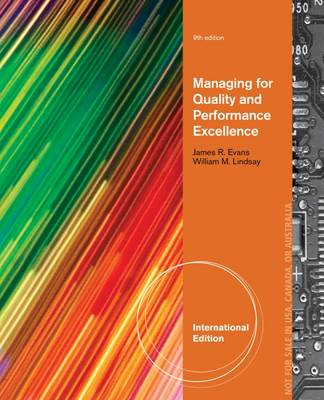 Managing for Quality and Performance Excellence (Paperback)