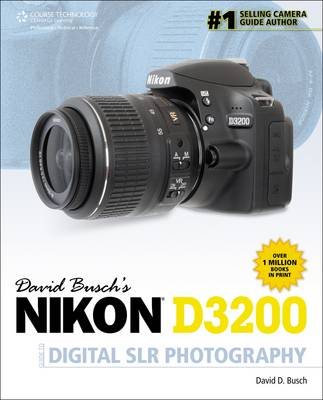 David Busch's Nikon D3200 Guide to Digital SLR Photography (Paperback)