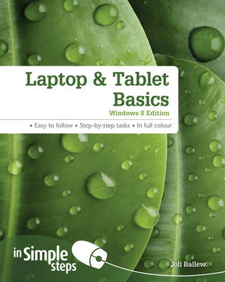 Laptop & Tablet Basics Windows 8 Edition in Simple Steps (Paperback)