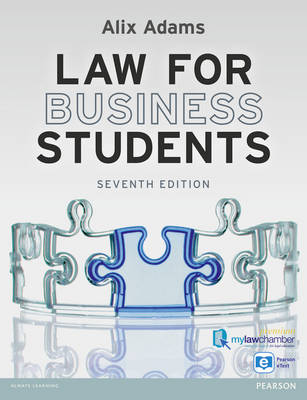 Law for Business Students premium pack (Mixed media product)