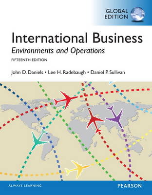 International Business, Plus MyMarketingLab with Pearson eText (Mixed media product)