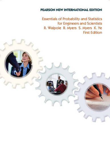 Essentials of Probability & Statistics for Engineers & Scientists (Paperback)