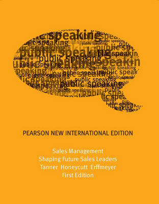 Sales Management (Paperback)