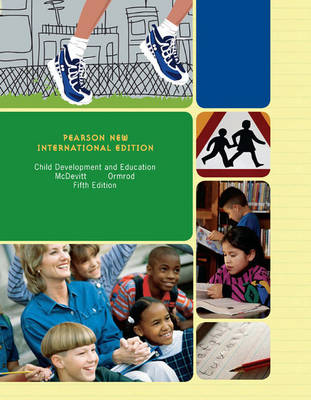 Child Development and Education (Paperback)