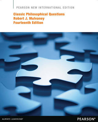 Classic Philosophical Questions (Paperback)