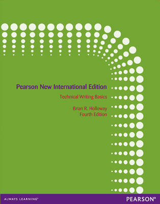 Technical Writing Basics (Paperback)